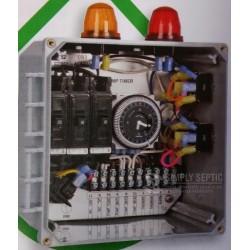 SPI / BIO A-AV DOUBLE LIGHT CONTROL PANEL