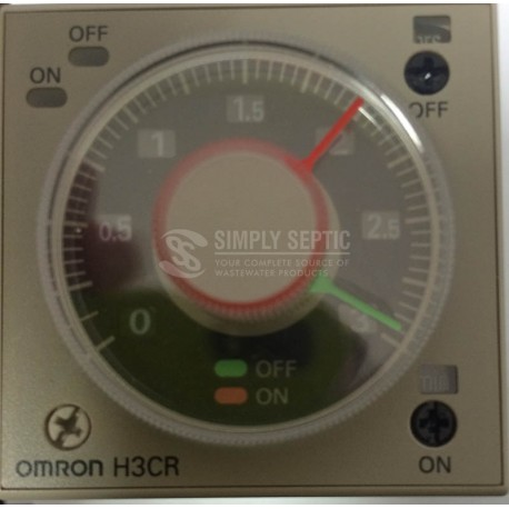 OMRON OFF START REPEAT CYCLE TIMER